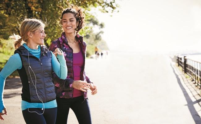 پیاده روی و کاهش وزن