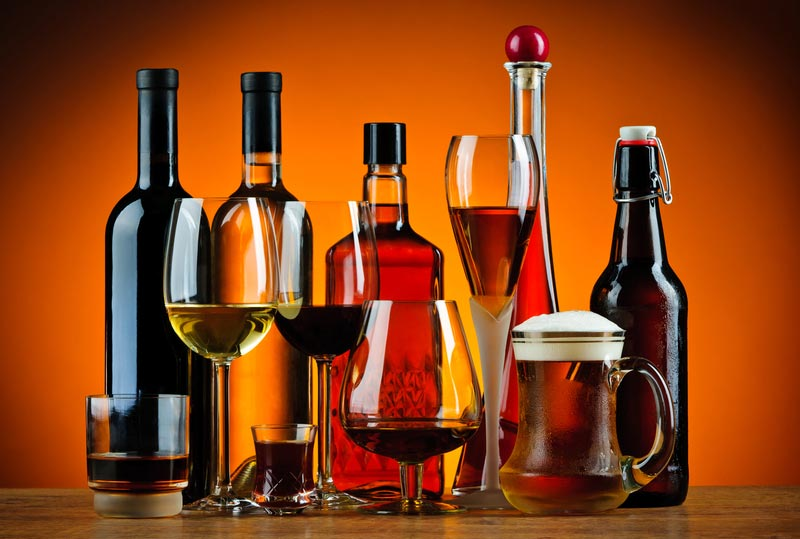 عوارض مشروبات الکلی و خطر ابتلا به سرطان