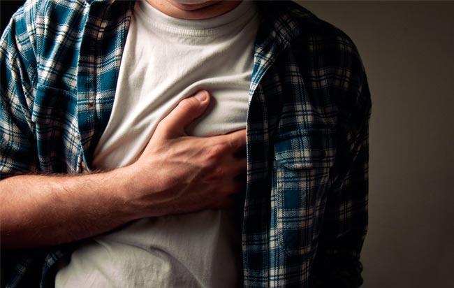 نشانه های سکته قلبی خاموش