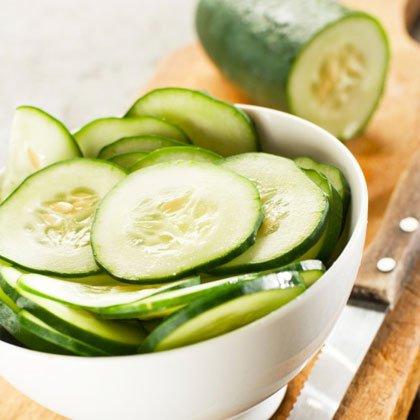 کالری سبزیجات,خیار-cucumbers