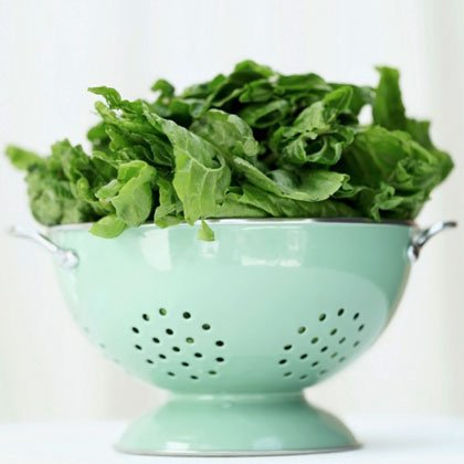 spinach اسفناج