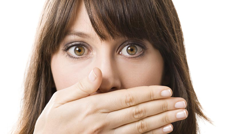 درمان خانگی موثر برای بوی بد دهان