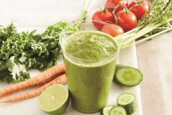 ۶ اسموتی سبزیجات برای سلامت و تندرستی