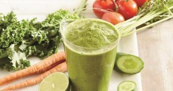 اسموتی سبزیجات