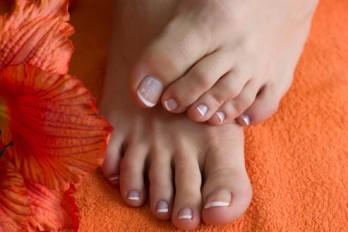 انواع مشکلات رایج پاها