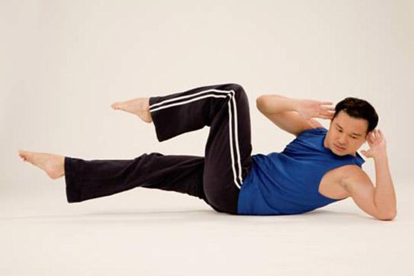 تقویت عضلات مورب بدن