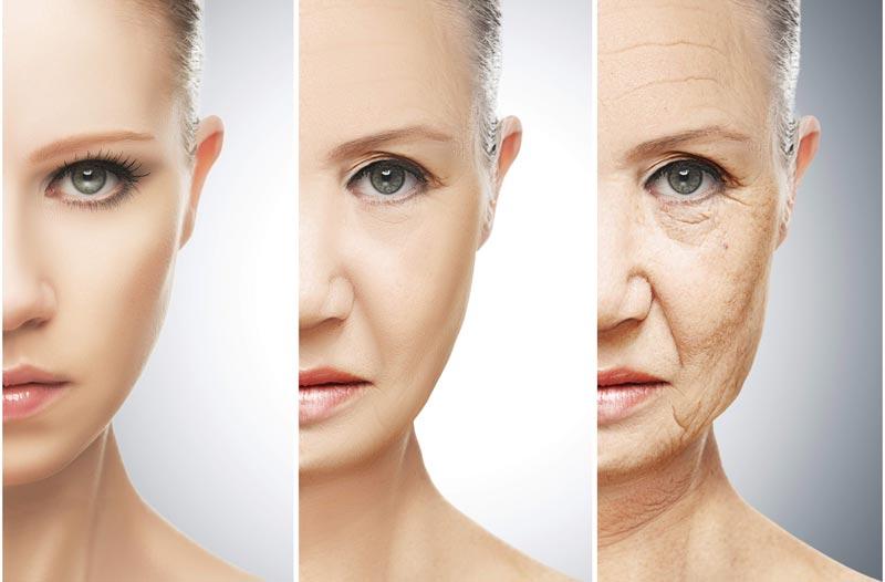 برای جلوگیری از پیری پوست صورت چه کنیم؟