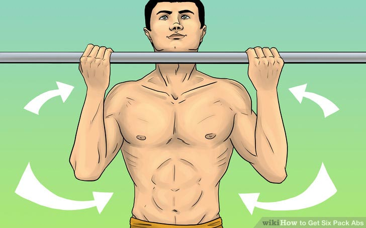 aid6513 728px Get Six Pack Abs Step 10 Version 3 چگونه عضلات شکم را پرورش دهیم؟