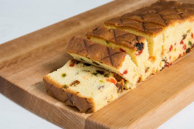 کیک کرهای، سبک و شیرین