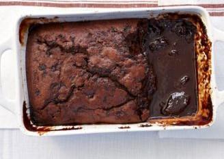 پودینگ شکلاتی بدون گلوتن