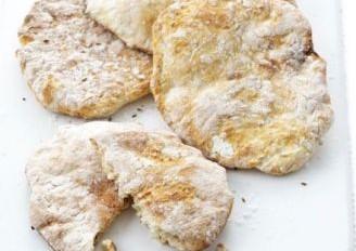 طرز تهیه نان تست زیرهای