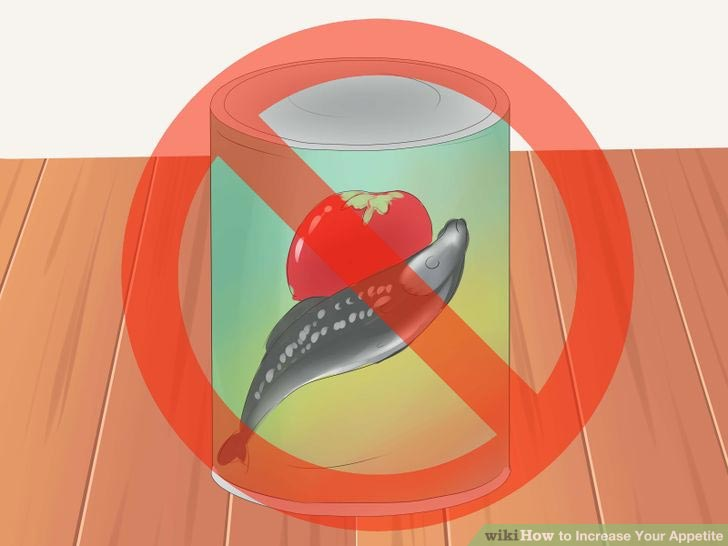 افزایش اشتها,راههای افزایش اشتهای تضمینی - از خوردن غذاهایی که بوی تند دارند پرهیز کنید