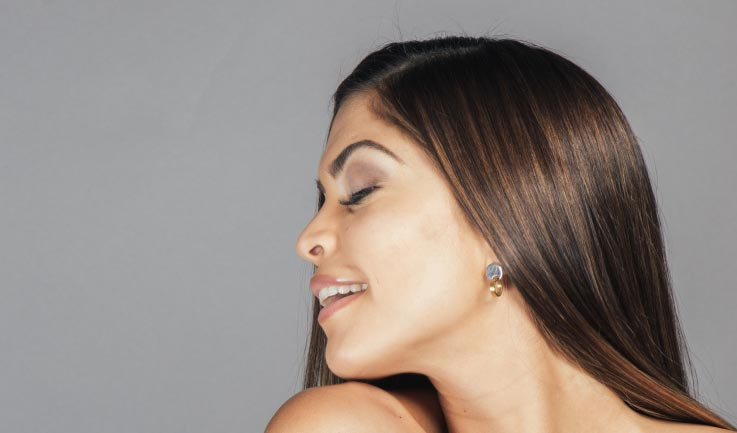 ترفندهای زیبایی خانگی - 3 ترفند برای آرایش سریع در خانه
