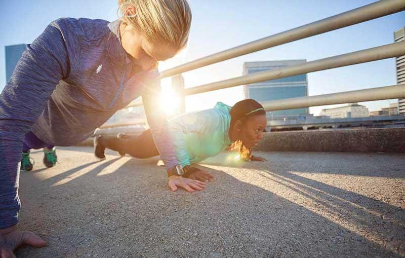 حرکات ورزشی