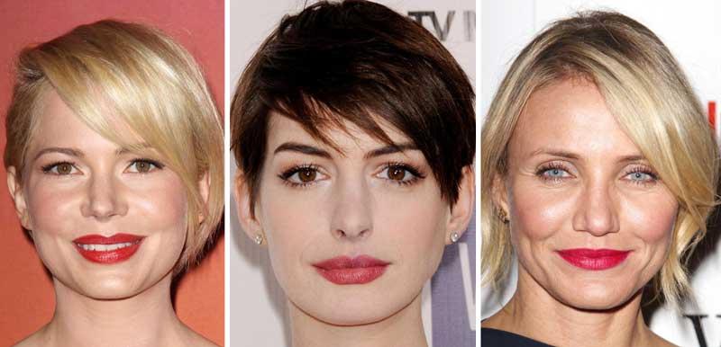 بهترین مدل های کوتاهی مو زنانه - مدل مو براساس شکل صورت