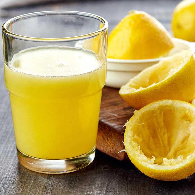 آب لیمو و کاهش چربی