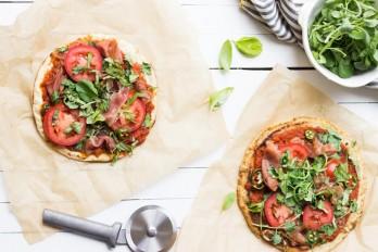 دستور پخت پیتزای پارینه سنگی یا سرخپوشان