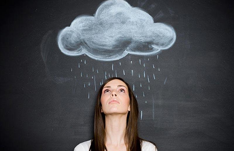 افسردگی و آب و هوا