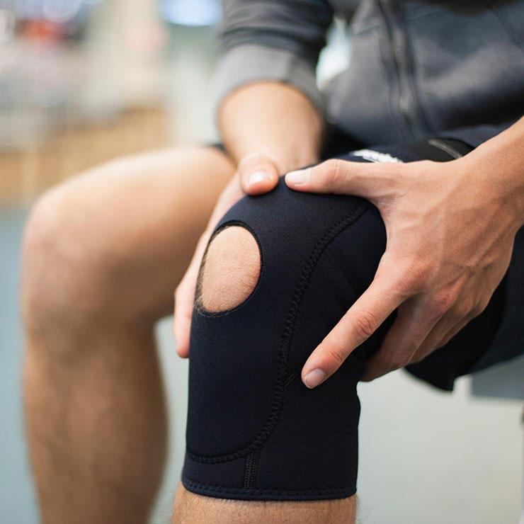 درمان درد مفصل,زانو درد