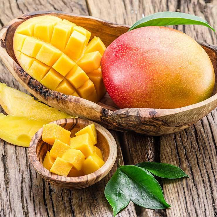 منبع غذایی ویتامین c,میزان ویتامین سی انبه