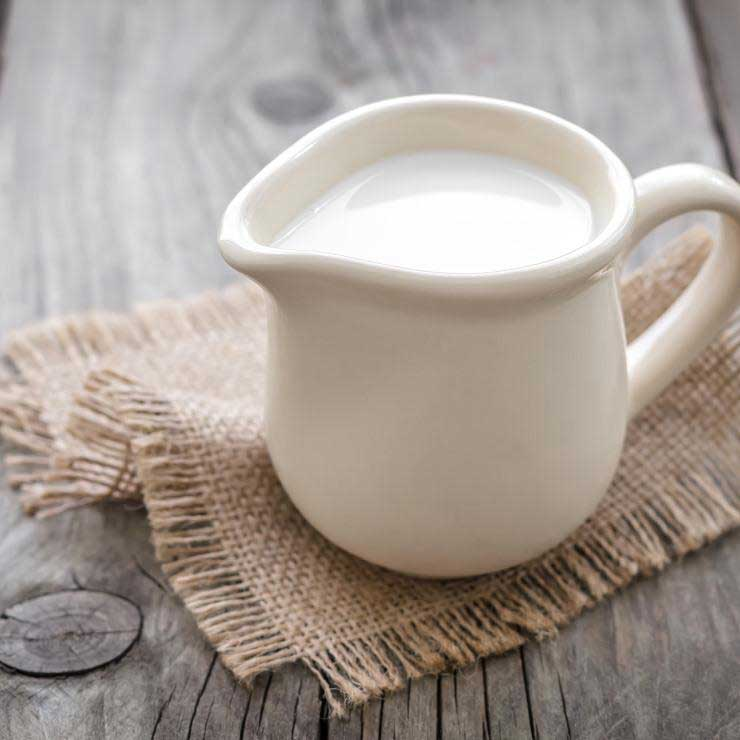 شیر و سم زدایی بدن