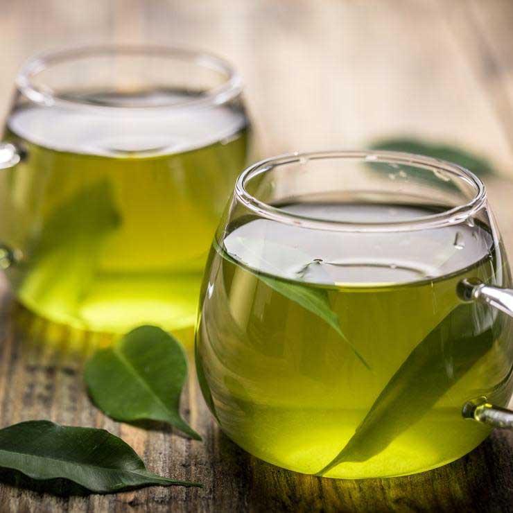 رژیم غذایی سم زدایی بدن,چای سبز و دفع سموم بدن