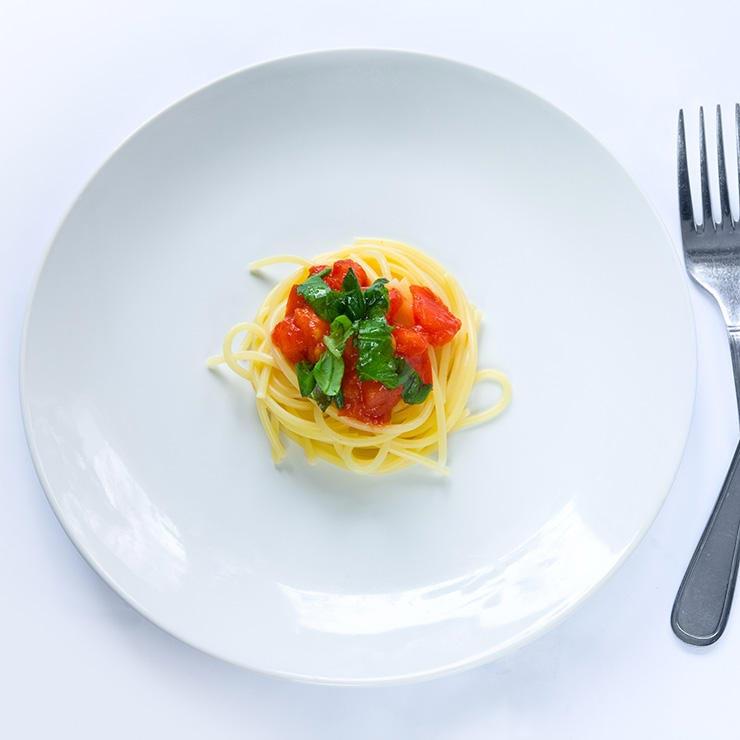 اشتباهات رایج در لاغری,غذا در کاهش وزن