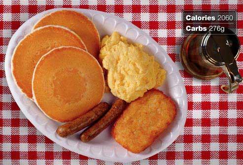 غذاهای مفید و مضر برای صبحانه افراد دیابتی,صبحانه مزرعه داران