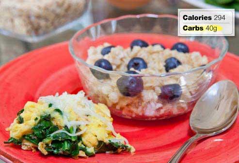 غذاهای مفید و مضر برای صبحانه افراد دیابتی,صبحانه نوین آمریکایی