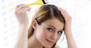 پاک کردن رنگ مو Hair-Color