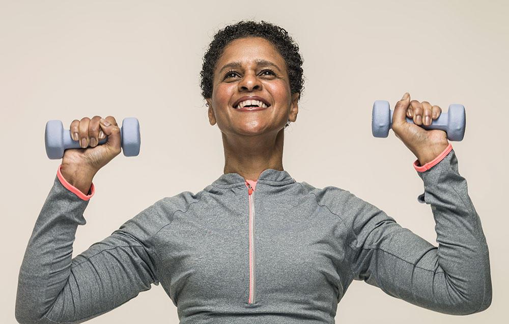افزایش انگیزه برای ورزش کردن