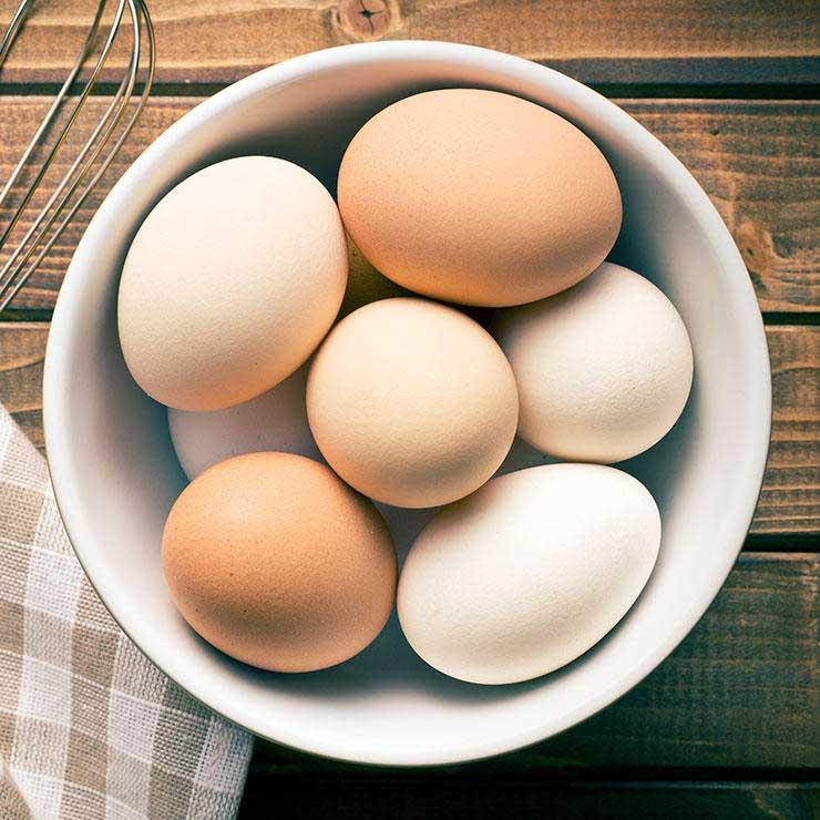 رژیم غذایی درمان میگرن,تخم مرغ و کاهش سردرد