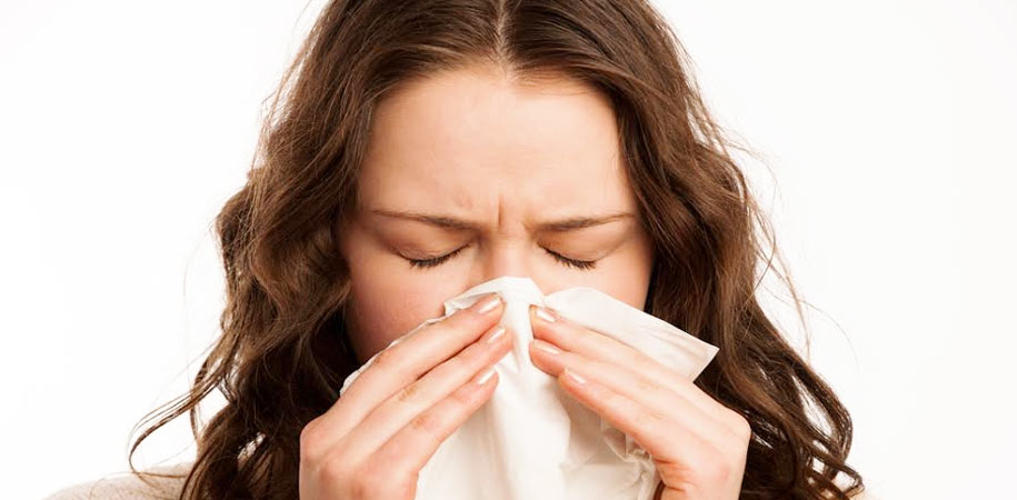 رفع گرفتگی بینی در سرماخوردگی - 3 راه درمان گرفتگی بینی