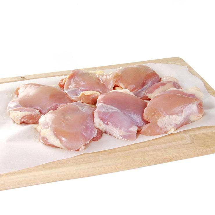 ران بدون پوست مرغ