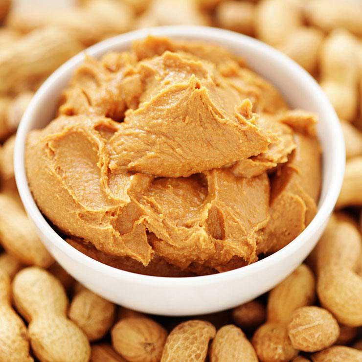 غذاهای مقوی ارزان سالم,کره بادام زمینی