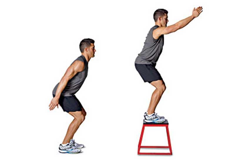box-jump
