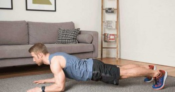 Tricep Push-Up With Mountain Climber