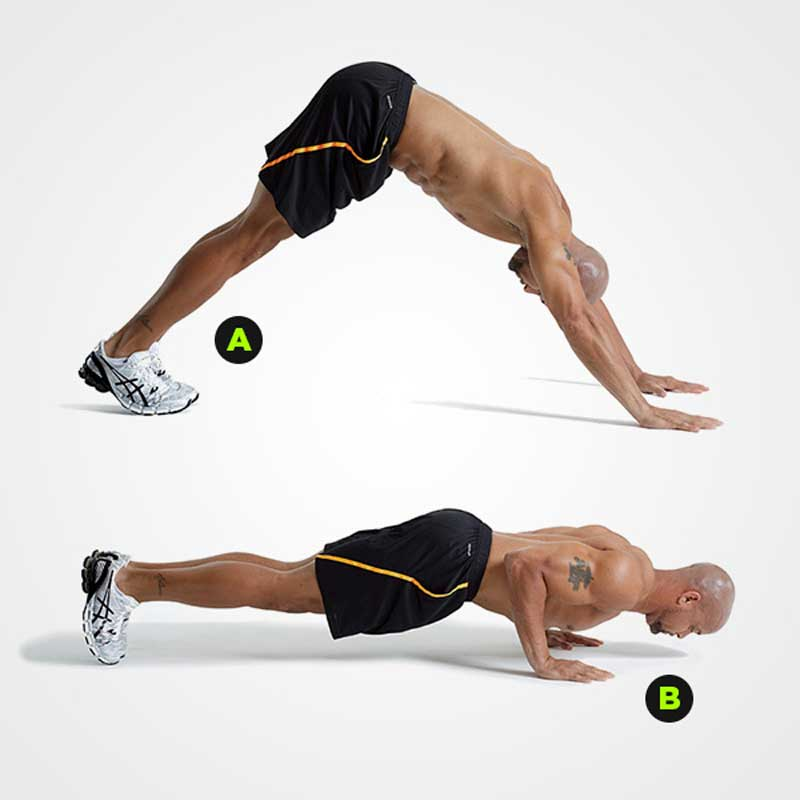 dive-pushup