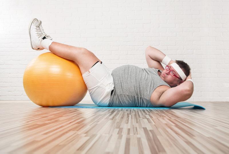 کاهش وزن در افراد شاغل و پرمشغله