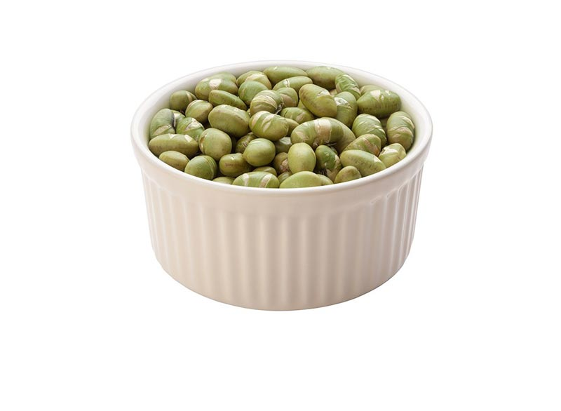 برای صاف شدن شکم چه بخوریم,رژیم غذایی شکم تخت,dry-roasted-edamame سویای خشک