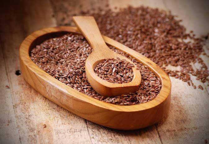 تخم کتان و سیانید flax-meal-cyanide