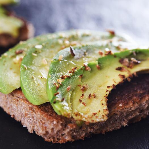 healthy-fats-avocado کره آجیل/ چربیهای سالم