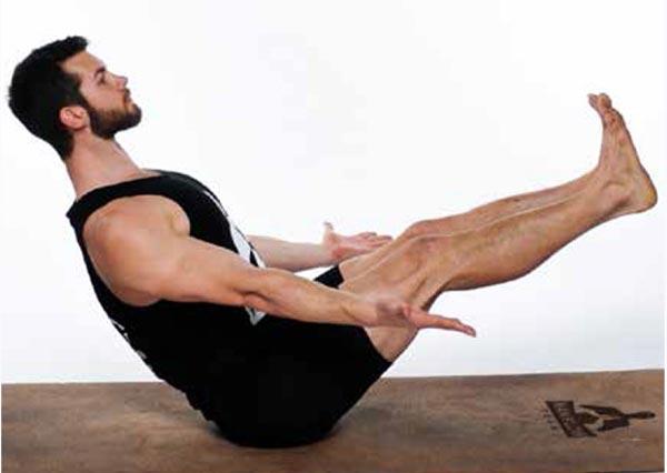 آموزش یوگا برای لاغری