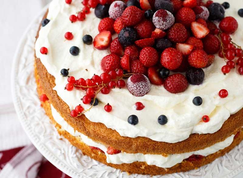 رژیم لاغری سریع با ماست,cake
