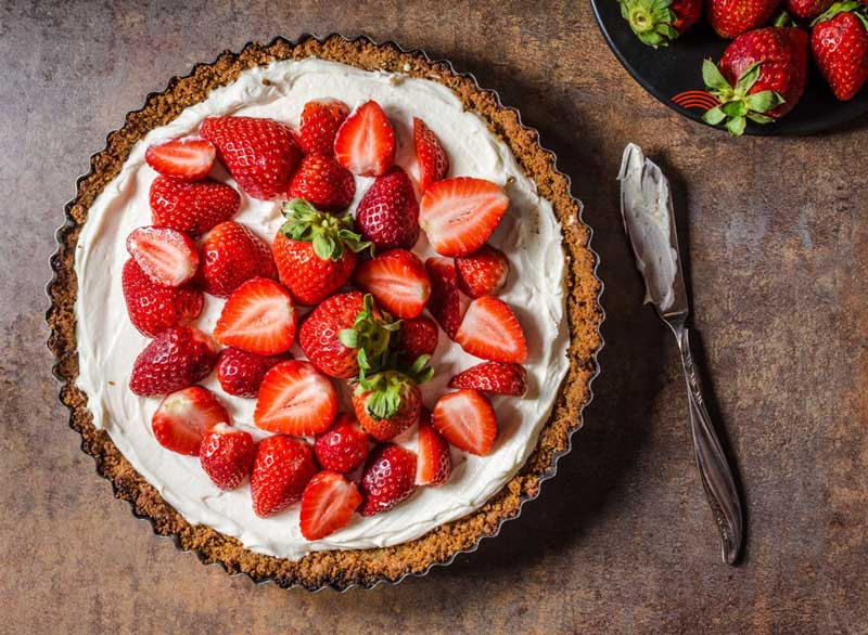 ماست برای لاغری,cheesecake