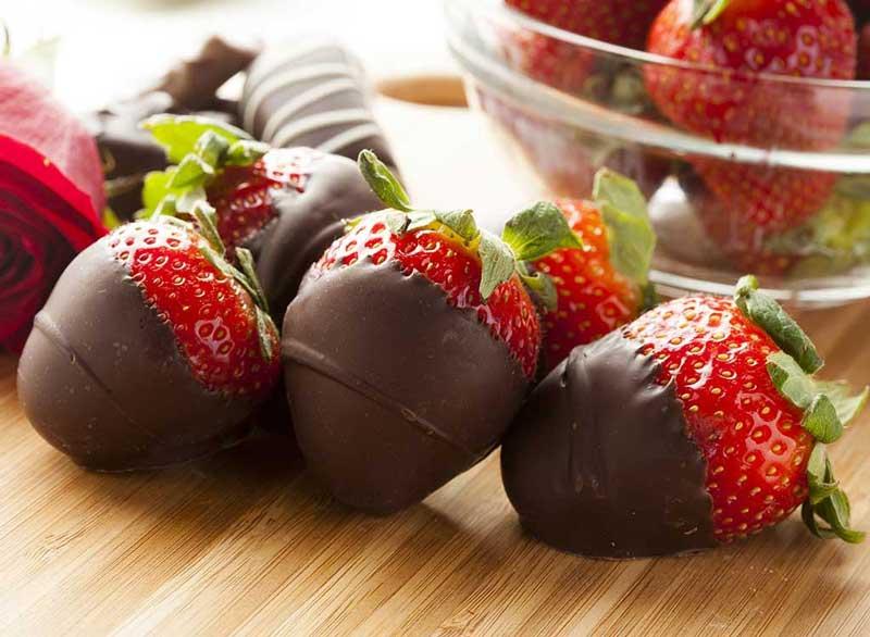 ورزش برای آب کردن چربی پشت کمر,chocolate-covered-berries