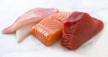 کالری ماهی