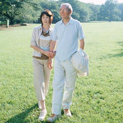 روش های درمان بیماری آلزایمر,Walk