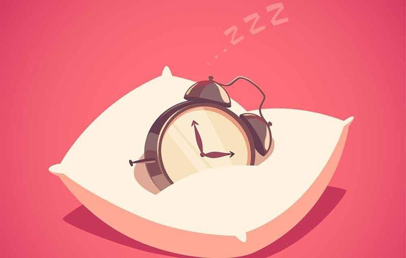 راه های کاهش وزن با خواب,ترفندهای خواب