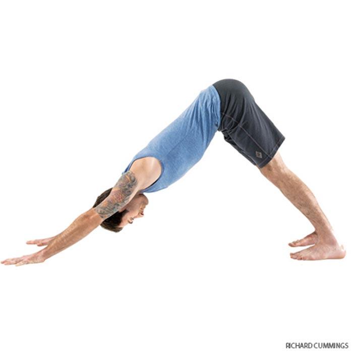 ورزش یوگا برای کمردرد